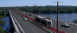 Pie-IX Bus Rapid Transit