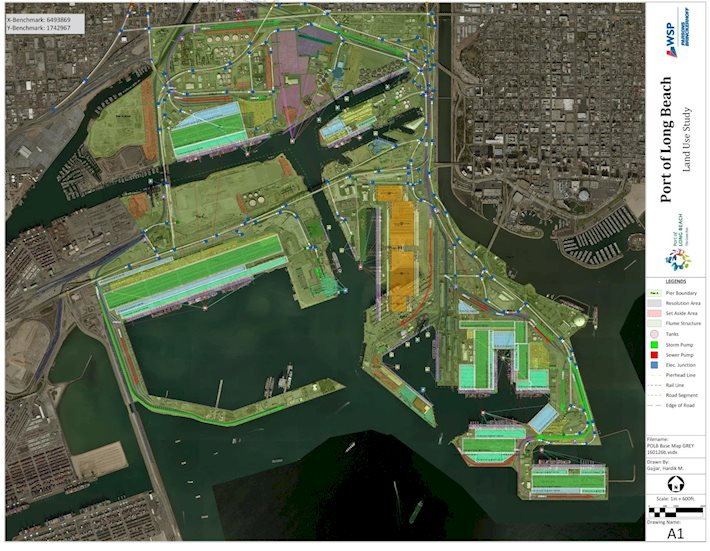 Project Port of Long Beach Study