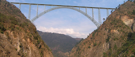 Chenab Bridge