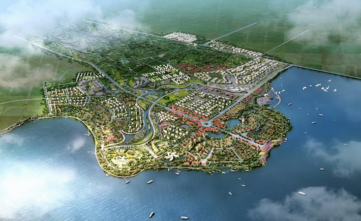 Pearl Water City District
