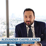 #LetsTalkAbout… Fire & Life Safety in Tall Towers with Alexander Castellanos