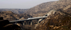 Zheng-Xi High Speed Rail