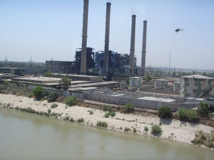 Iraq Power Sector Reconstruction and Electricity Master Plan